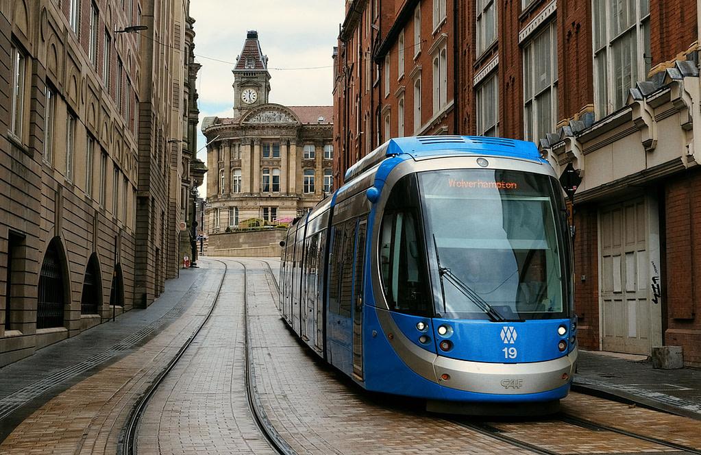 Birmingham Tram