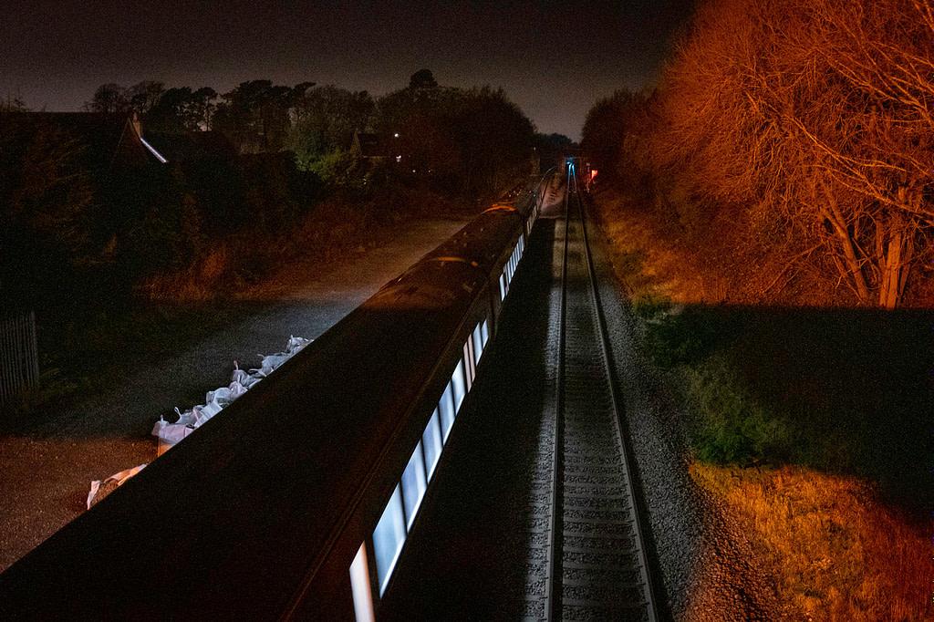 The Night Train to Birmingham