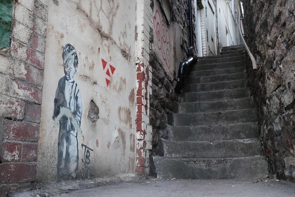 Street Art in Weston