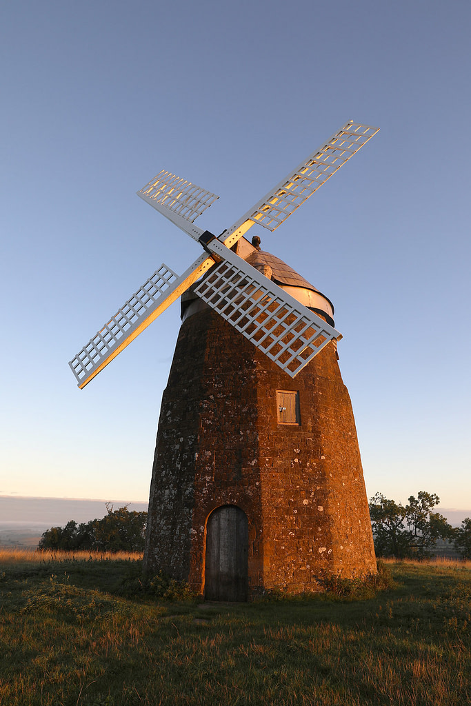 Tysoe Windmill sunrise