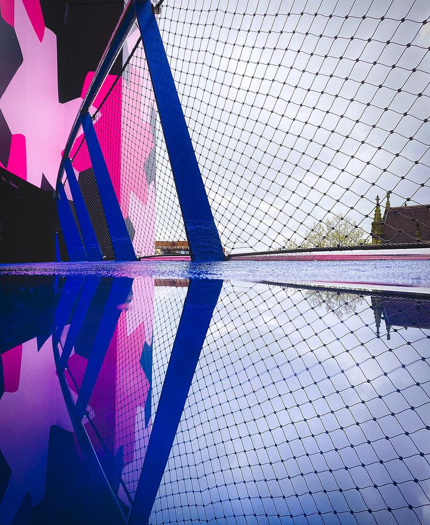 Selfridges reflection