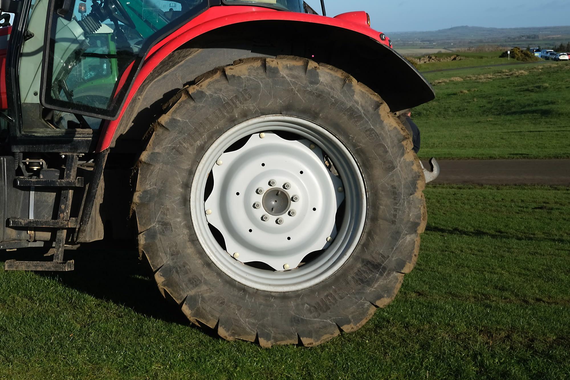Tractor Wheel